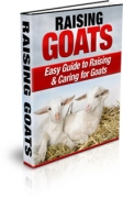 Raising Goats Private Label Rights