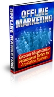 Offline Marketing Private Label Rights