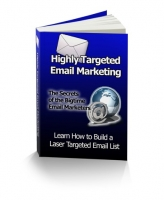 Highly Targeted Email Marketing Private Label Rights