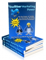 Twitter Marketing Power Private Label Rights