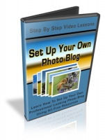 Set Up Your Own Photo Blog Private Label Rights