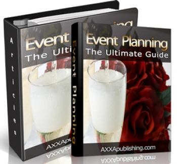 Event Planning - The Ultimate Guide