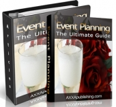 Event Planning - The Ultimate Guide Private Label Rights