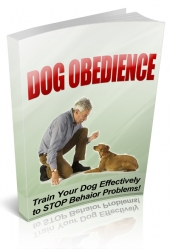 Dog Obedience Private Label Rights