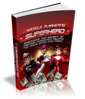 Article Marketing Superhero Private Label Rights