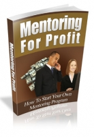 Mentoring For Profit Private Label Rights