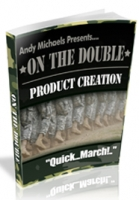 On The Double Product Creation Private Label Rights