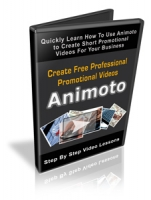 Create Free Professional Promotional Videos Animoto Private Label Rights
