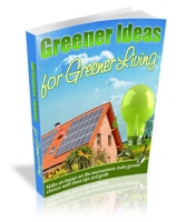 Greener Living for Greener Living Private Label Rights