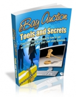 eBay Auction Tools and Secrets Private Label Rights