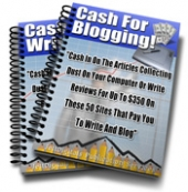 Cash For Blogging and Writing! Private Label Rights