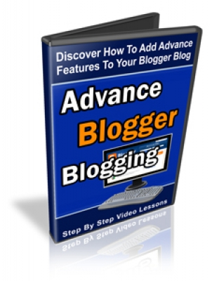 Advanced Blogger Blogging