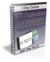 CD Duplication For Beginners Private Label Rights
