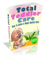Total Toddler Care Private Label Rights
