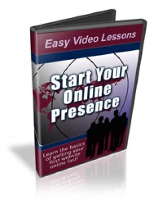 Start Your Online Presence