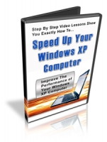 Speed Up Your Windows XP Computer Private Label Rights
