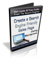 Create A Search Engine Friendly Sales Page Using Wordpress Private Label Rights
