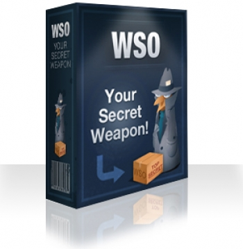 WSO Your Secret Weapon!