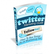 Twitter Marketing Guide Private Label Rights