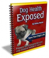 Dog Health Exposed Private Label Rights