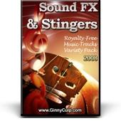 Sound FX & Stingers Private Label Rights