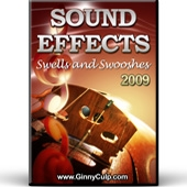 Sound Effects - Swells and Swooshes Private Label Rights