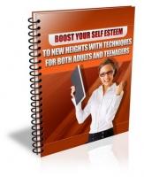 Boost Your Self Esteem Private Label Rights