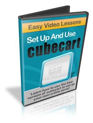 Set Up And Use Cubecart
