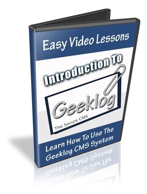 Introduction To Geeklog