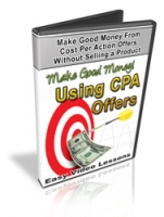 Make Good Money Using CPA Offers Private Label Rights