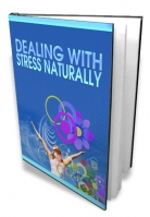Dealing With Stress Naturally Private Label Rights