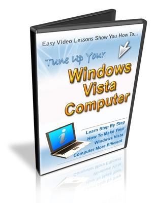Tune Up Your Windows Vista Computer