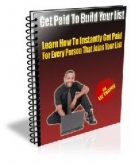 Get Paid To Build Your List! Private Label Rights