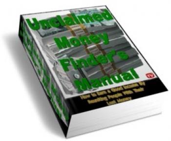 Unclaimed Money Finder's Guide
