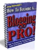 How to Become A Blogging Pro! Private Label Rights