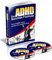 The ADHD Success Formula Private Label Rights