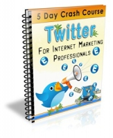 Twitter For Internet Marketing Professionals Private Label Rights