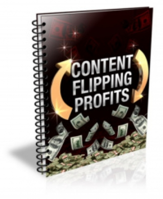 Content Flipping Profits