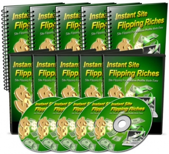 Instant Site Flipping Riches