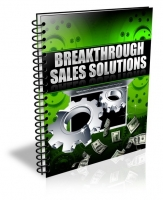 Breakthrough Sales Solutions Private Label Rights