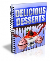 Delicious Desserts Private Label Rights
