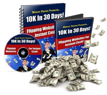 10K In 30 Days!