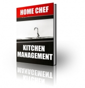 Home Chef Kitchen Management Private Label Rights