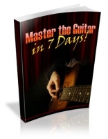 Master the Guitar in 7 Days! Private Label Rights