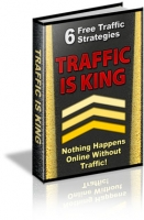 Traffic Is King Private Label Rights