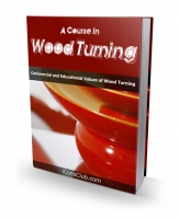 A Course In Wood Turning Private Label Rights