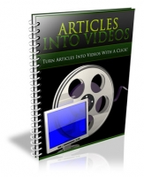 Articles Into Videos Private Label Rights