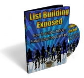 List Building Exposed Private Label Rights