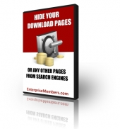 Hide Your Download Pages Private Label Rights