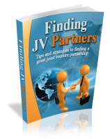 Finding JV Partners Private Label Rights